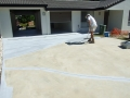 Epoxy finish on driveway (before)