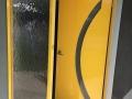 Front door (after)