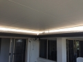 Ceiling to skillion roof (after)